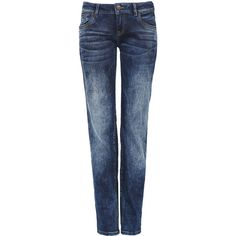 Catie Straight dark vintage jeans (88 CAD) ❤ liked on Polyvore featuring jeans, pants, bottoms, dark blue jeans, dark jeans, blue jeans, straight jeans and vintage jeans