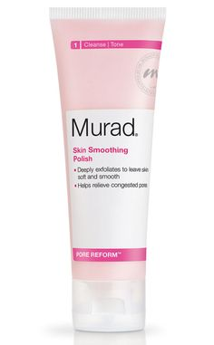 """Murad Skin Smoothing Polish from Editors' Obsessions  """"Murad's Skin Smoothing Polish is magic in a bottle. My skin feels amazing after I use it—revitalized and super clean. And it leaves me with an amazingly bright glow. After a long week my skin tends to look a little, er, haggard, and this is the ultimate pick-me-up that leaves me looking so refreshed.""""—Emily"""