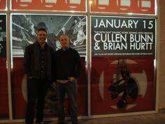 Brian Hurtt and Cullen Bunn
