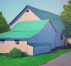 Barn on Bronson Road 1