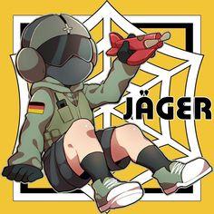 GSG-9 Operative: Jaeger