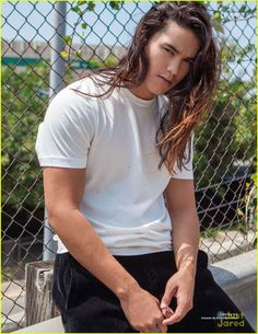 He is just perfection in every which way. Booboo Stewart = ideal man