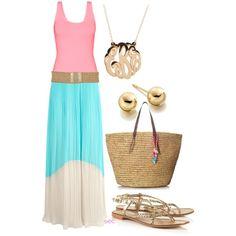 Cute Maxi Skirt :)