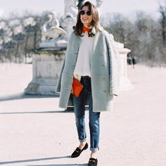 How To Pull Off Flat Shoes At Work | The Zoe Report