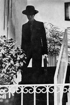 David Bowie by Steve Schapiro, Los Angeles, 1975