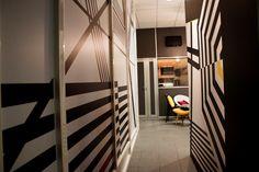 inPulse interior design details #OpArt #Colorful #Sports #Dance #Arts