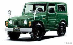 The Suzuki Jimny Museum Is The Coolest Shrine To The Coolest Little Truck Mitsubishi Colt, Chevrolet Samurai, New Suzuki Jimny, Automobile, Suzuki Cars, Little Truck, Terrain Vehicle, Mini Trucks, Japanese Cars