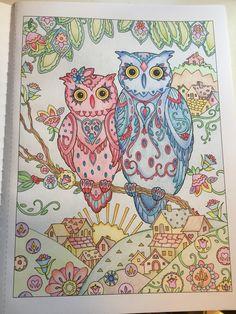 Creative Haven: Owls 30