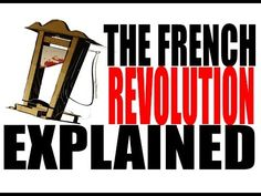 The French Revolution for Dummies: World History Review - YouTube