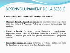 Presentació ambients claustre