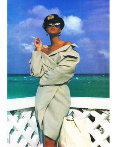 🚬🕶🌊 Elle France, 1988. … S:80s90ssupermodels … #80selle #80sfashion #vintageelle #80sicon #80sstyleicon #vintagefashion #80sdress #80slook #80sstyle #80sgirl #80smodel #80smakeup #neontalk #80sglam #80sglamour #vintageglam #vintageglamour #escada #80scolor #vintagecolor #80sinspiration #80年代 #80tal #neonmodel #80sdecadent