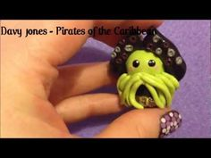Polymer Clay Chibi Charms - More Mixed Characters.wmv