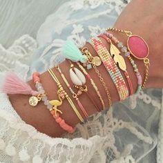 Lovely Summer Bracelets - www.mint15.nl