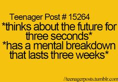 Teenager Post # 15264
