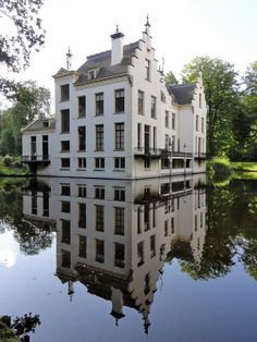 Kasteel Staverden, Ermelo, Gelderland.