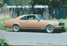 Holden Monaro by Hugo90, via Flickr