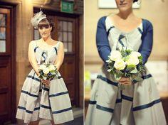 Nathaniel & Eve's Quickie Wedding