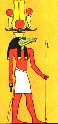God Sobek  God Sobek is the Crocodile deity or Lord of Faiyum Oasis from Faiyum. Sobek was known as Suchos in Greek. The name Sobek also called in several spelling such as Sebek Sochet Sobk Sobki or Soknopais. His appearance depicted as a crocodile headed man with a headdress of plumes and a sun disk. He holds an ankh representing his power to undo evil and so cure ills. Sometimes he represented as a mummified crocodile or a crocodile itself. As mentioned in the Pyramid Texts of Old Kingdom…