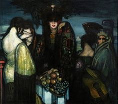 Las Ibericas (The Iberian Women) by Federico Beltran Masses