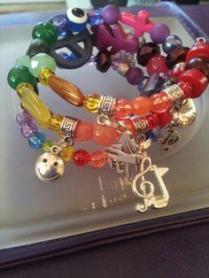 Prodigy charm bracelet
