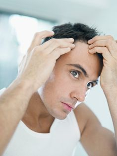 Site with information concerning hair loss and different kinds of treatment options
