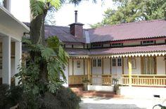 Tripura Castle, een voormalig Maharaja huis in India