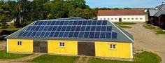 Hesselbyholms Gård – Solceller 116kW