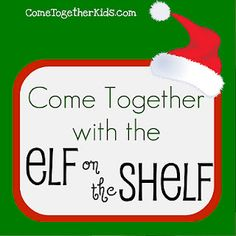 A whole page with TONS of links to Elf on the Shelf ideas