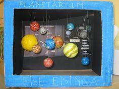knutselen planeten - Google zoeken