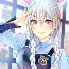 Judy - Zootopia anime - Pesquisa Google