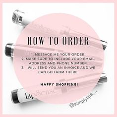 If LipSense is something you would like to have as your own, here is how to order. You can message me here or email me at simplylips@outlook.com. If you have any questions or need help picking your favourite colours, feel free to send me a message as well. (Simply Lips from LipSense Senegence Australia Sydney and Brisbane)  #lipsense #simplylipsbyrachel #lipsenseaustralia #lipboss #makeupthatlasts #lipstick #senegence #senegencelipsense