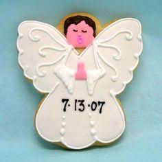 Angel Cookie Favors
