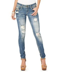 Dollhouse jeans ~ my favorite right now!I LOVE