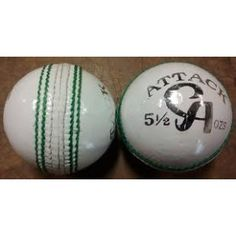 CA Test Cricket Ball - White