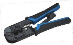 R/&M Cable Stripper Network Connection Tool,Manual Crimper Module Crimping Accessories