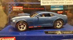 "30486 CARRERA DIGITAL "" Chevrolet Camaro 2007 "" Super Stocker II 1:32 Slot Car | eBay"