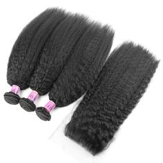 변태 직선 브라질 처녀 머리 3 번들 인간의 머리, 새로운 도착 yvonne 헤어 제품