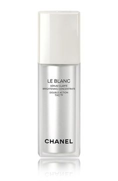 CHANEL LE BLANC BRIGHTENING CONCENTRATE Double Action TXC™ available at #Nordstrom