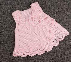 tig isi bebek yelek modelleri You are in the right place about Crochet crafts Here we offer you the most beautiful pictures about the. Crochet Summer Dresses, Crochet Girls, Crochet Baby, Baby Girl Vest, Baby Girl Dresses, Knitting For Kids, Baby Knitting Patterns, Baby Girl Fashion, Kids Fashion
