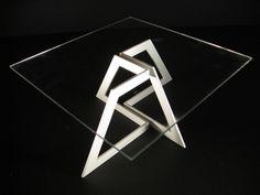 Trapezium Table | Deana Juskys