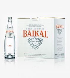 TheBestPackaging.ru – Baikal – вода от Tomatdesign