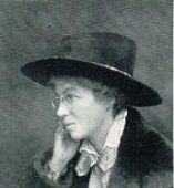 Miss Dorothea Sharpe, RBA, ROI writes about oil painting for The Artist in 1931