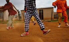 Pantsula Dance in action