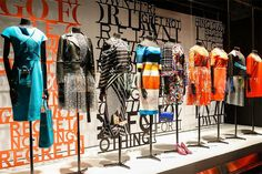 """MYER,Melbourne,Australia, """"The Must-Have Pieces are on display"""", pinned by Ton van der Veer"""