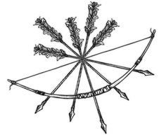 Five Arrows Tattoo