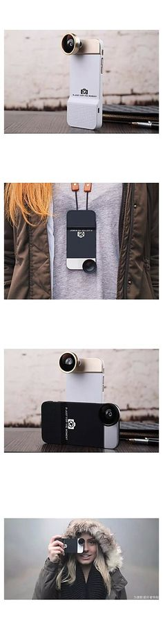 Leren iPhone hoesjes vind je bij ons! - #leather iphone case designer | If you still would like to use your old iphone 6, then please get this novelty design of Mobile Phone Case With Bluetooth Camera lens for iPhone 6 - http://lereniPhone5hoesjes.nl