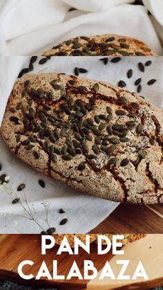 Sugar Free Recipes, Gluten Free Recipes, Bread Recipes, Vegan Recipes, Cooking Recipes, Ethiopian Injera, Cook At Home, Artisan Bread, Deserts