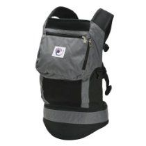 Ergobaby Original Cool Air Mesh Performance Ergonomic Multi-Position Baby Carrier with X-Large Storage Pocket, Charcoal Grey - You need this!This Ergobaby that Ergo Baby Carrier, Best Baby Carrier, Best Double Stroller, Flying With A Baby, Black Babies, Baby Online, Baby Wearing, Baby Gear, Baby Shop