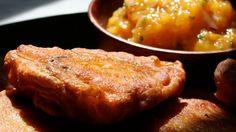 Receta | Pakoras con queso cremoso Paneer (Paneer Pakoras) - canalcocina.es