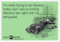 describes my nights